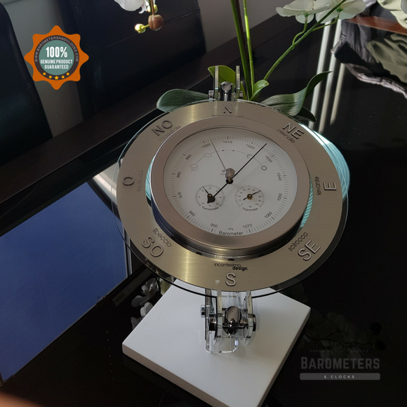 Ultra Modern Cellarius Weather Station