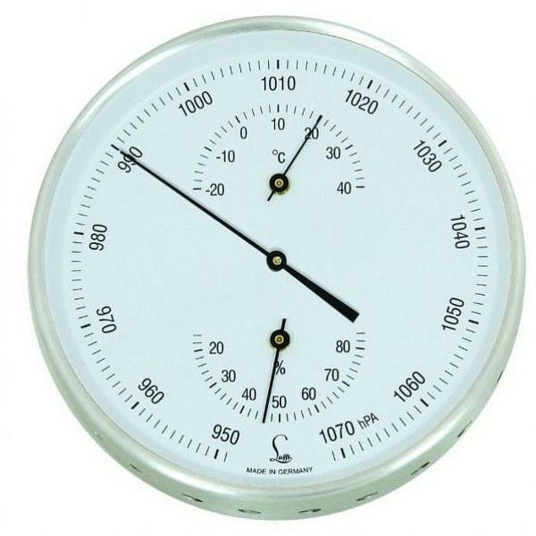 lufft weather station barometer