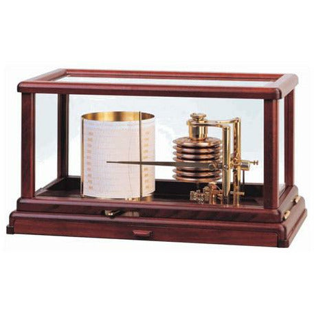 Admirals Choice Aneriod Barograph Made By Fischer Germany  265MQ