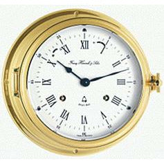 Brass Ships Bell Mechanical Clock