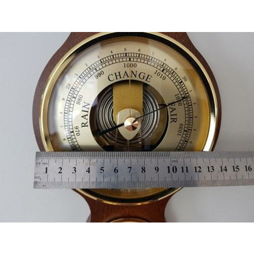 Traditional Fischer Weather Station Barometers Amp Clocks