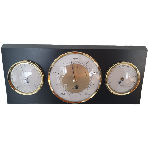 Modern Barometer Weather Station