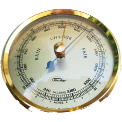 Barometer Fit-up 63 mm