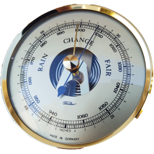 Barometer Fit-up 84 mm