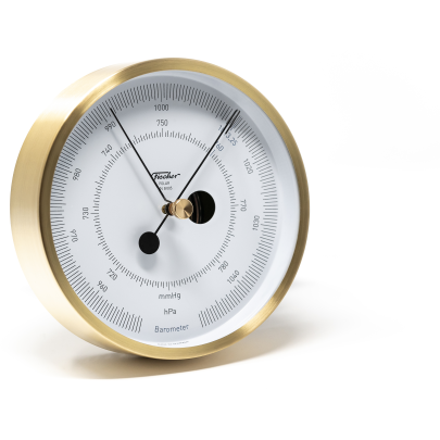 POLAR Instruments -  Brass on Stainless Steel Series