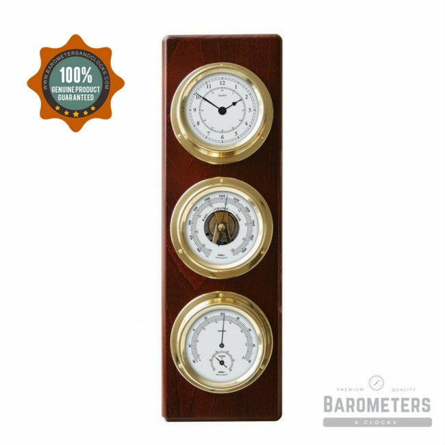 Fischer Weather Satation clock combo 1538-22