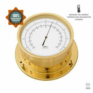 Nautical Brass Precision Thermometer Navigator 103PMT