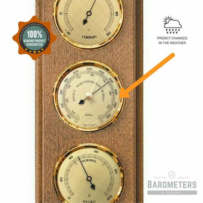 Stylish Barometer Weather-Station