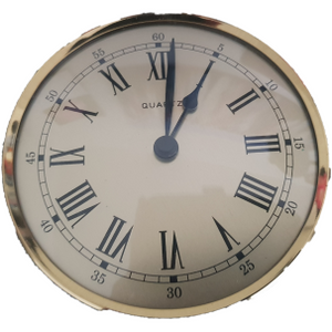 Clock  Fit-up 100mm