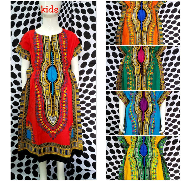 KIDS KAFTAN DRESS