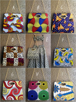 AFRICAN  PRINT  POCKETBOOK