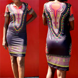 Dashiki dress/ top