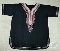 UNISEX EMBROIDERY TOP