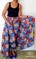 WOMAN LONG CAPE PANT #25