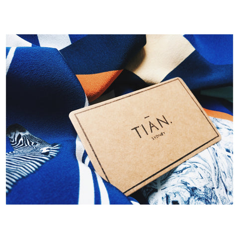 Getting to know the girl behind TIĀN