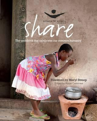Share: The Cookbook that Celebrates