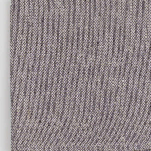 Fog Linen Purple Chambray Thick Kitchen Cloth