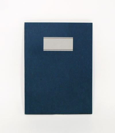 Everyday Notebook - Blue