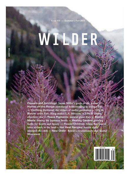 Wilder Quarterly Magazine