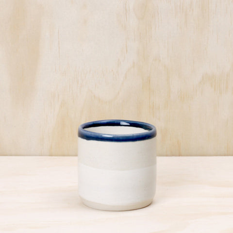 Weak End Club Blue Dip Pot