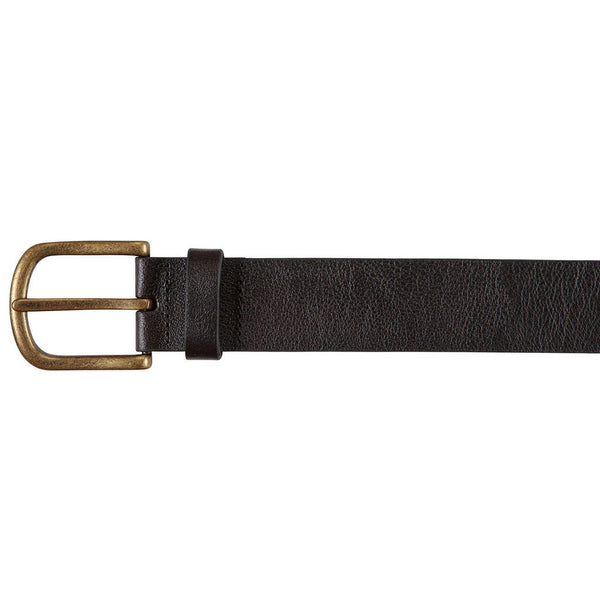 Status Anxiety Mens Dust to Dust Belt - Black
