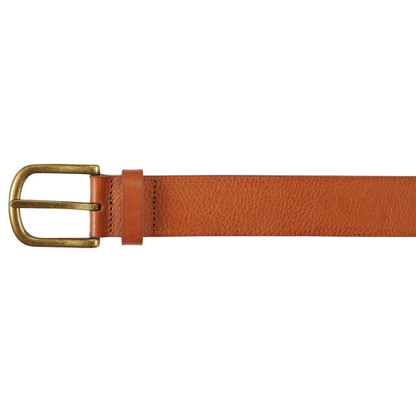 Status Anxiety Mens Dust to Dust Belt - Tan