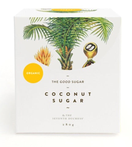 The 'Good' Sugar - 100% Certified Organic Coconut Sugar
