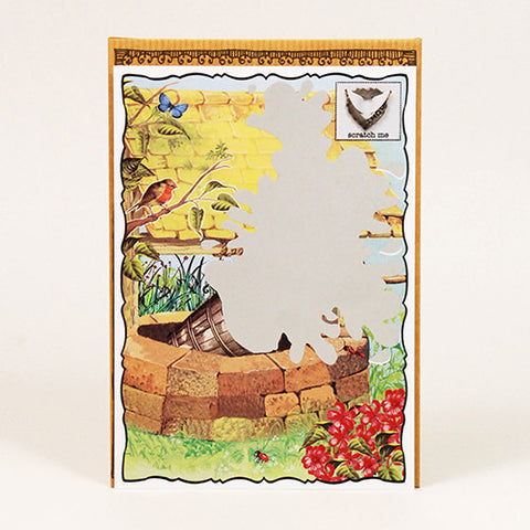 Congratulations Wishing Well Card