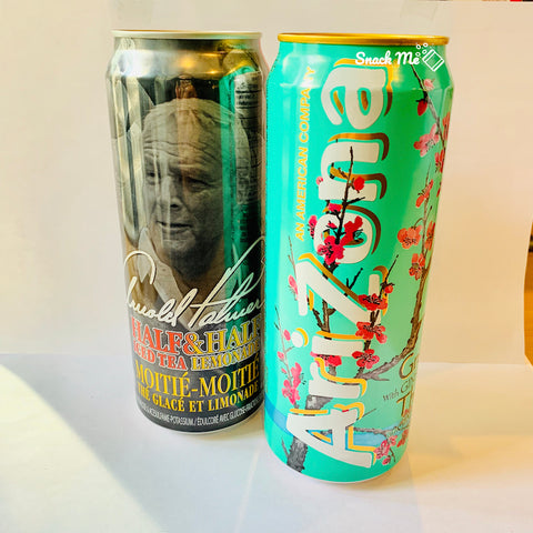 Arnold Palmer Half Iced Tea Lemonade