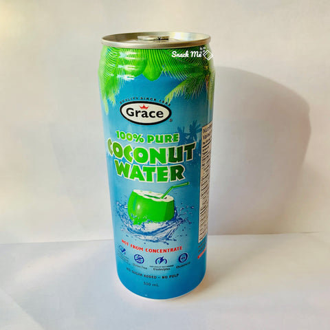 Grace 100% Pure Coconut Water