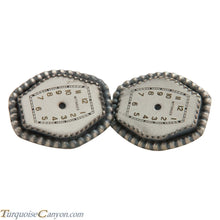Load image into Gallery viewer, Navajo Native American Wittnauer Watch Face Cuff Links by Willeto SKU222765