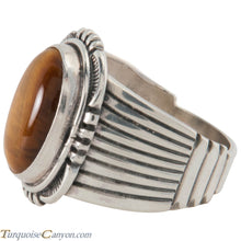 Load image into Gallery viewer, Navajo Native American Tiger Eye Ring Size 11 1/2 by Will Denetdale SKU226597