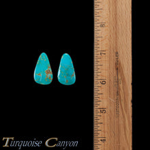 Load image into Gallery viewer, Set of Two Natural Kingman Mine Loose Turquoise Stones 31.5ct SKU227143