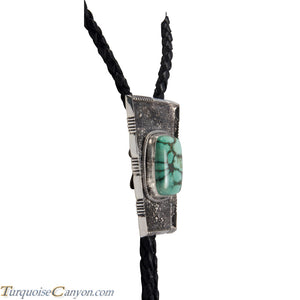 Navajo Native American Carico Lake Bolo Tie by Richard Jim SKU227707