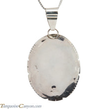 Load image into Gallery viewer, Navajo Native American Charoite Pendant Necklace by Herman Lee SKU228283