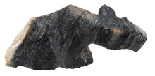 Load image into Gallery viewer, Zuni Native American Picasso Marble Mountain Lion Fetish by Chavez SKU228590