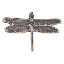 Load image into Gallery viewer, Navajo Native American Silver Dragonfly Ring Size 8 3/4 by Claw SKU228951