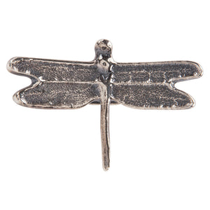 Navajo Native American Silver Dragonfly Ring Size 8 3/4 by Claw SKU228951