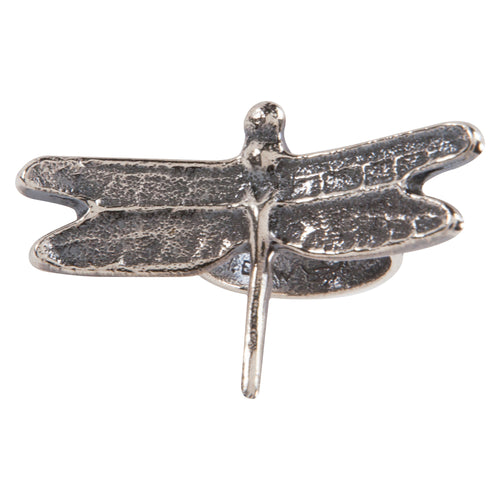Navajo Native American Silver Dragonfly Ring Size 7 1/2 by Claw SKU228954