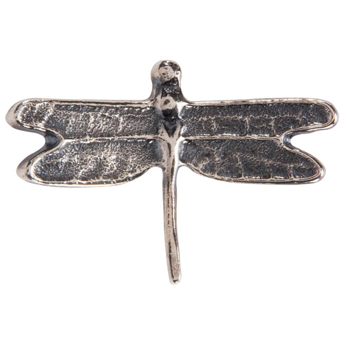 Navajo Native American Silver Dragonfly Ring Size 8 by Monty Claw SKU228959