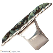 Load image into Gallery viewer, Ottawa Native American New Lander Variscite Ring Size 7 3/4 by Eagle SKU229122