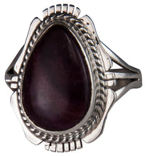 Load image into Gallery viewer, Navajo Native American Spiny Oyster Shell Ring Size 6 3/4 by Yazzie SKU229616