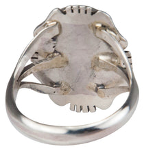 Load image into Gallery viewer, Navajo Native American Spiny Oyster Shell Ring Size 6 1/4 by Yazzie SKU229618