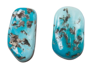Sleeping Beauty Mine Turquoise Loose Stones 33.0 Carat SKU230114