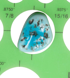 Sleeping Beauty Mine Turquoise Loose Stones 50.5 Carat SKU230121