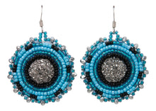 Load image into Gallery viewer, Navajo Native American Seed Bead Earring by JT Willie SKU231352