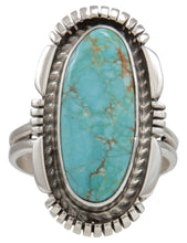 Load image into Gallery viewer, Navajo Native American Royston Turquoise Ring Size 9 3/4 SKU231503