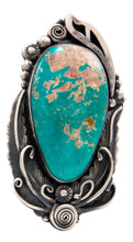 Load image into Gallery viewer, Navajo Native American Royston Turquoise Ring Size 8 3/4 by Jimmy Lee SKU232017