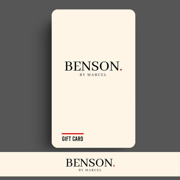 Benson Digital Gift Card