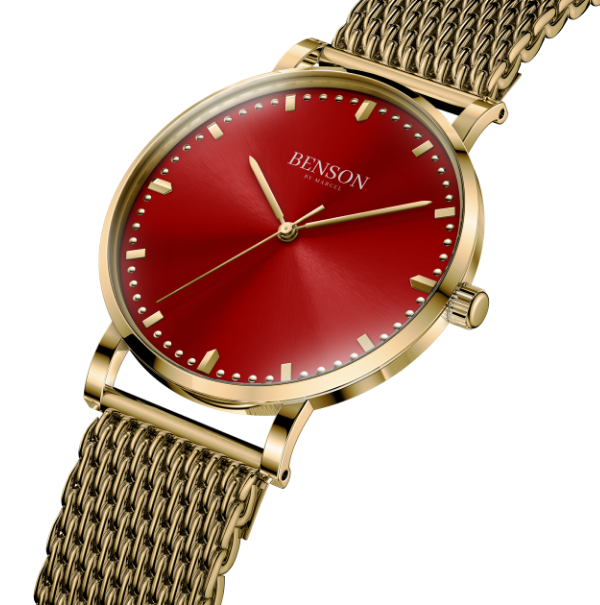 Cardinal Red Gold (PRE-ORDER/LIMITED EDITION)